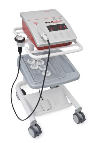 WellWave aparat do terapii falą uderzeniową